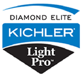 diamond elite kichler light pro logo