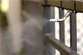 mosquito misting systems